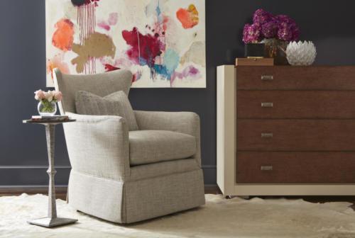 282-SR Becca Swivel Chair